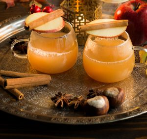 Geheim-Tipp für kalte Tage - Lillet Tarte; Bild: Pernod Ricard Deutschland