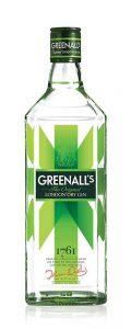 Greenall's Gin; Bild: Hardenberg-Wilthen AG